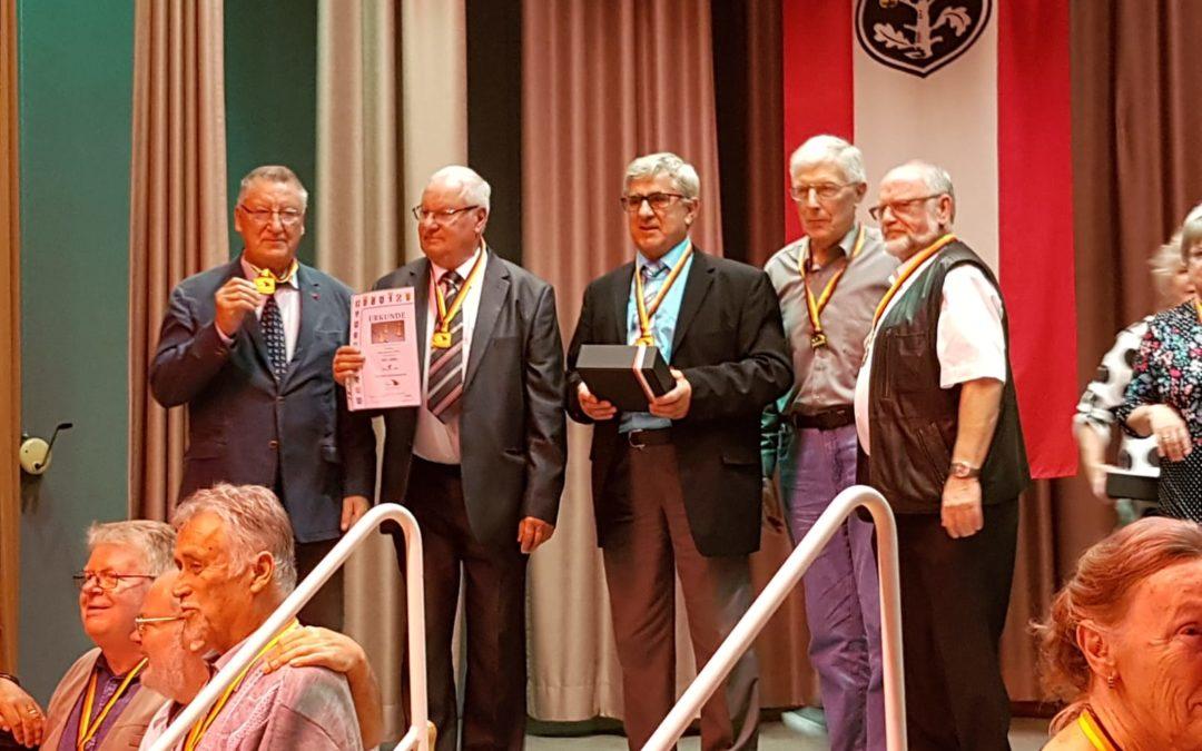 Deutsche  Meisterschaften 2018 im Bosseln