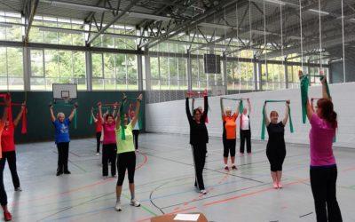 Herzgruppen-Rehasport und Wassergymnastik